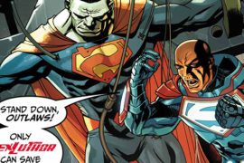 Red Hood and The Outlaws #13 Exclusive Preview