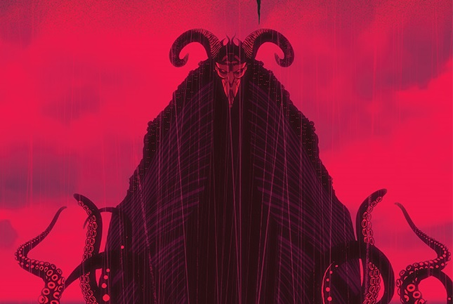 Dark Ark #1 Review
