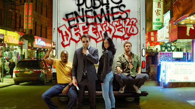 The Defenders 1X02