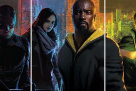 Geeks Talk TV: THE DEFENDERS Spoilercast!