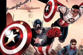 Sam Wilson and Steve Rogers Team Up in Marvel's Generations
