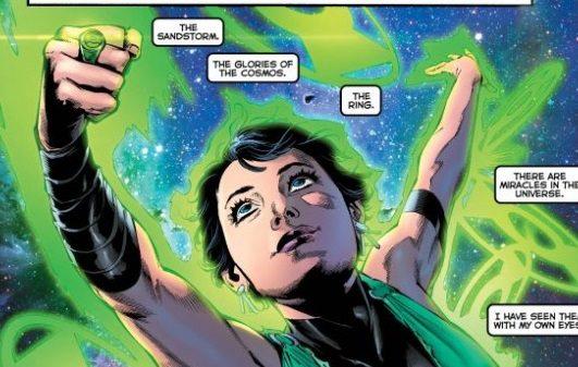 Green Lanterns #28 Review