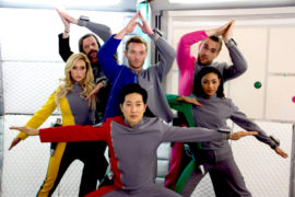Sci-Fi Spoof Mystic Cosmic Patrol coming to Funny or Die August 24th