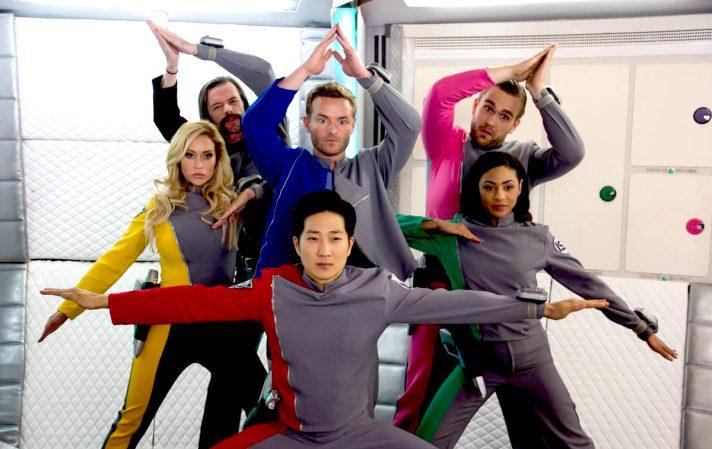 Sci-Fi Spoof Mystic Cosmic Patrol coming to Funny or Die August 24th