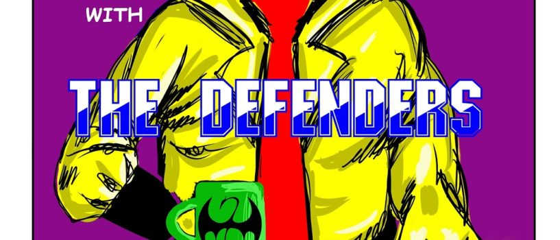 HardAtWork #25: Everything Wrong With The Defenders