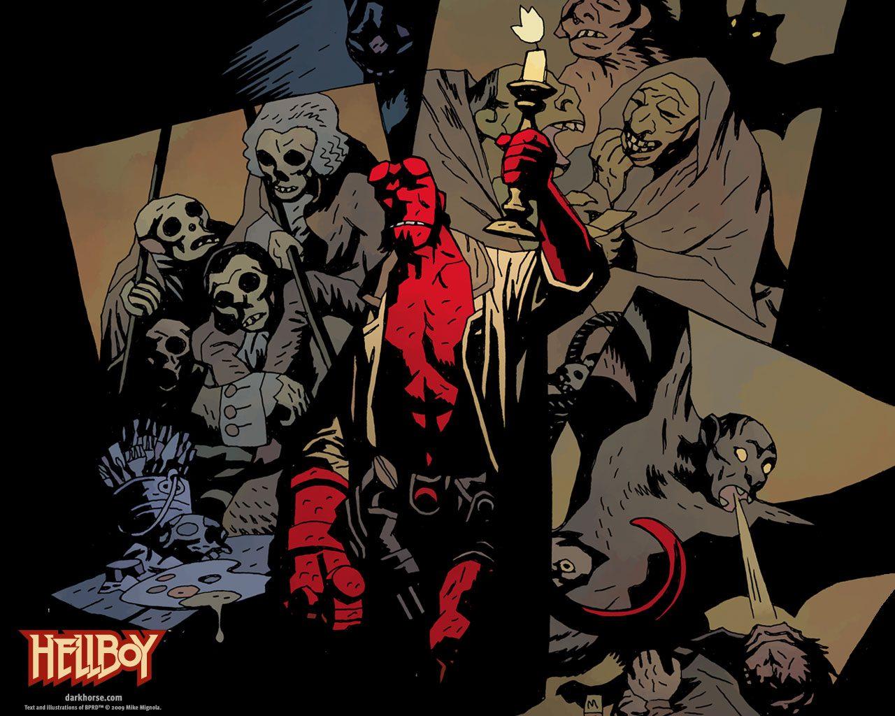 Milla Jovovich Cast as the villain in Hellboy Reboot
