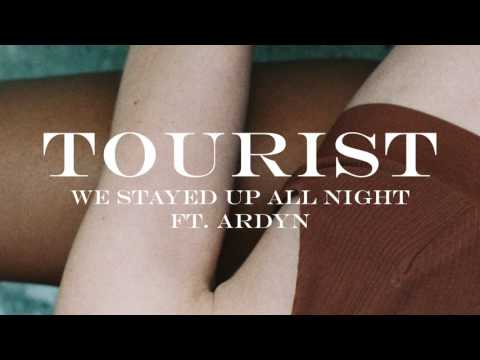 Tourist releases video for We Stayed Up All Night