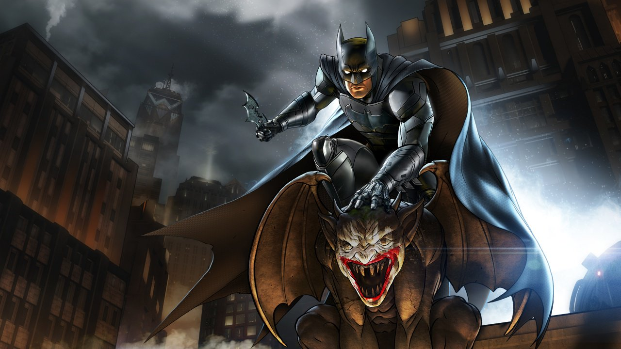 Batman: The Enemy Within – Episode One: The Enigma Review