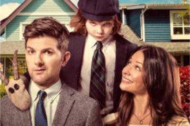 Adam Scott and Evangeline Lilly Star in Netflix Original Comedy 'Little Evil'