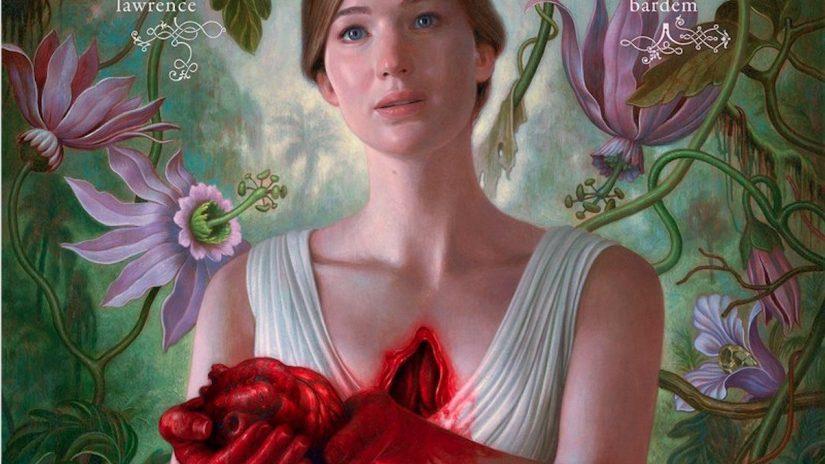 Darren Aranofsky and Jennifer Lawrence re-team for thriller Mother!