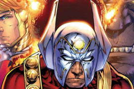 Jack Kirby New Gods Special #1 Review