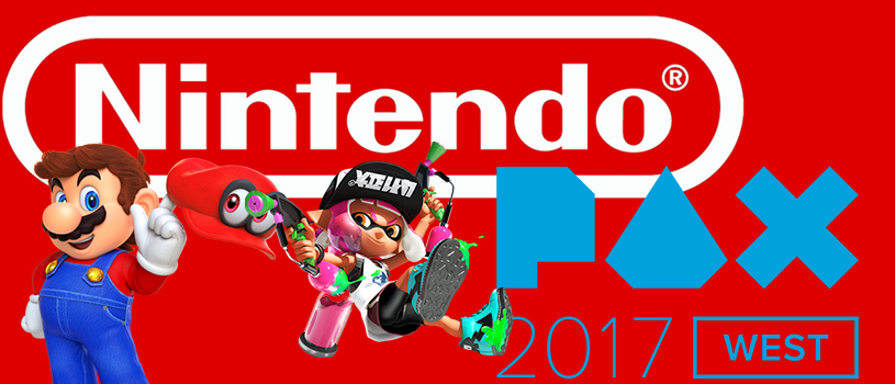 Going to PAX West? You won't want to miss what Nintendo has in-store
