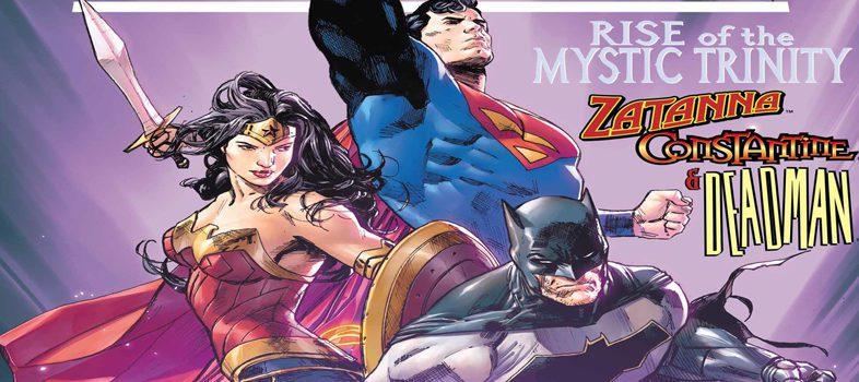 Trinity #12 Review