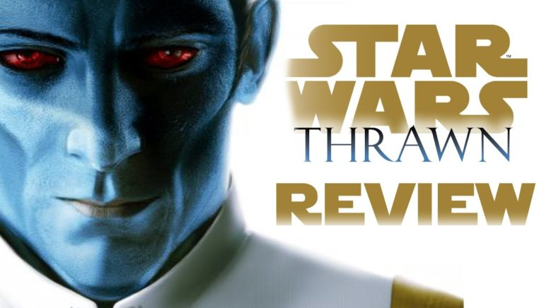 Star Wars: Thrawn REVIEW