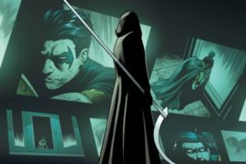 Has DC Comics Revealed [SPOILER] as the Mysterious Mr. Oz?