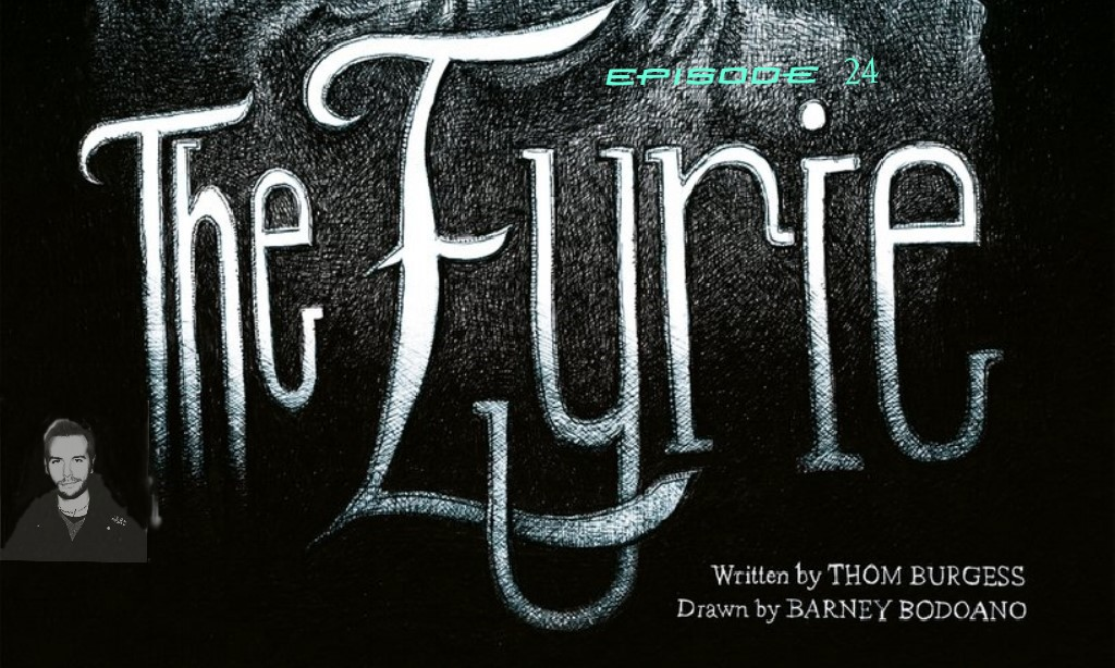 Super Powered Fancast #24: Interview with The Eyrie Creator Thom Burgess