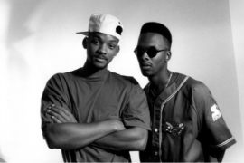"Will Smith and DJ Jazzy Jeff debut a new track ""Get Lit"""