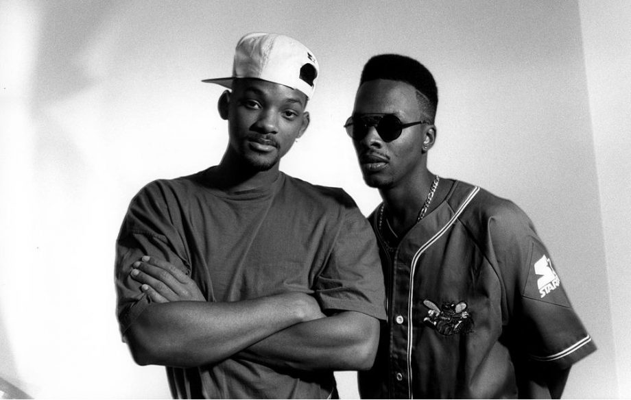 """Will Smith and DJ Jazzy Jeff debut a new track """"Get Lit"""""""