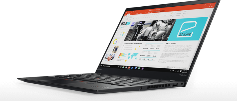 Review: Lenovo X1 Carbon (Gen 5)