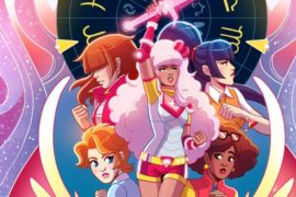 Interview with Zodiac Starforce Creators