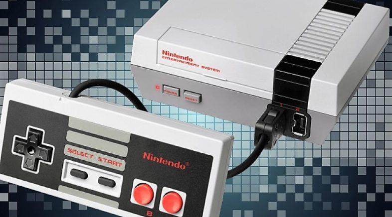 Nintendo Brings Back The NES Classic
