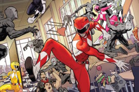 Go Go Power Rangers #3 Review
