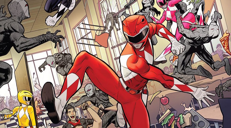 Go Go Power Rangers #3 Review