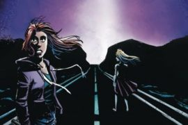 The X-Files Origins: Dog Days of Summer #4 REVIEW