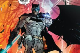 Batman The Red Death #1 Review
