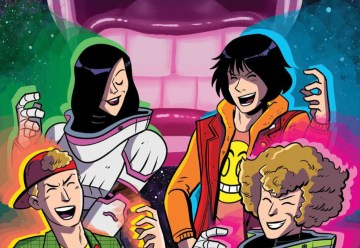 Bill & Ted Save The Universe #4 REVIEW
