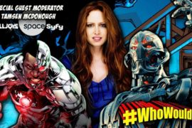 #WhoWouldWin: Cyborg Vs. Ultron
