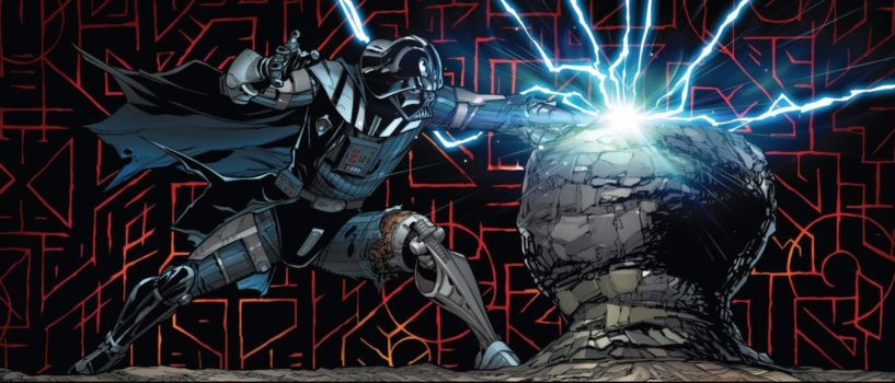 Darth Vader #5 REVIEW