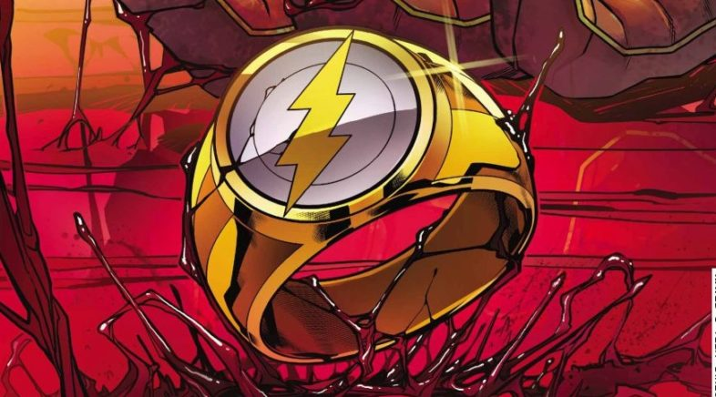 The Flash #31 Exclusive Preview