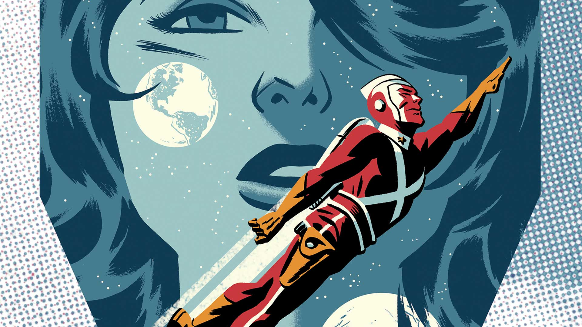 Adam Strange is Coming to the SYFY series Krypton