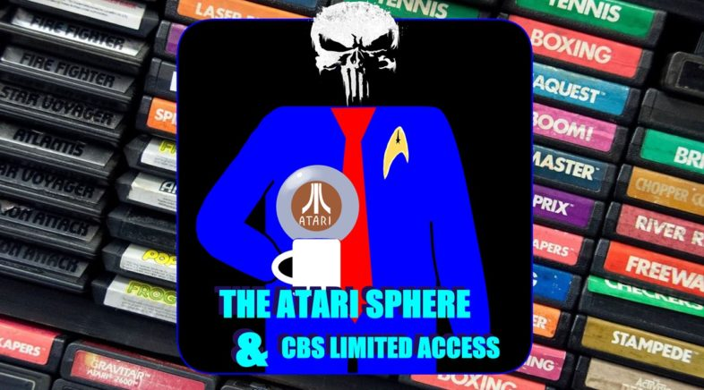 Hard At Work #29: The Atari Sphere and CBS Limited Access