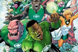 Hal Jordan and the Green Lantern Corps #29 Review