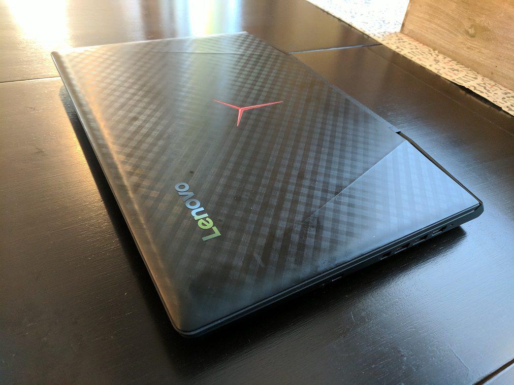 Review: Lenovo Legion Y720