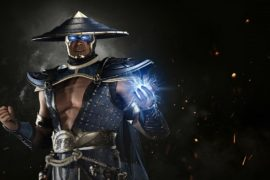 INJUSTICE 2 Raiden Gameplay Reveal