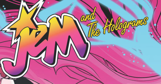 Jem and the Holograms #3: Infinite Part 5 REVIEW