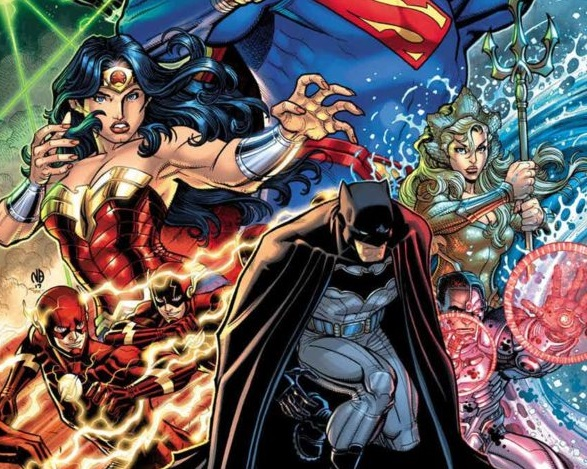 Justice League #28 Review