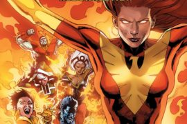 Jean Grey Returns To The Marvel Comics Universe In PHOENIX RESURRECTION!