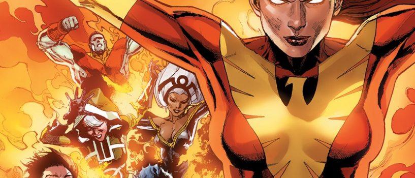 Jean Grey Returns To The Marvel Comics Universe In PHOENIX RESURRECTION!