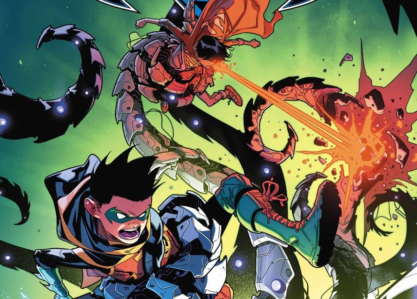 Super Sons #8 Review