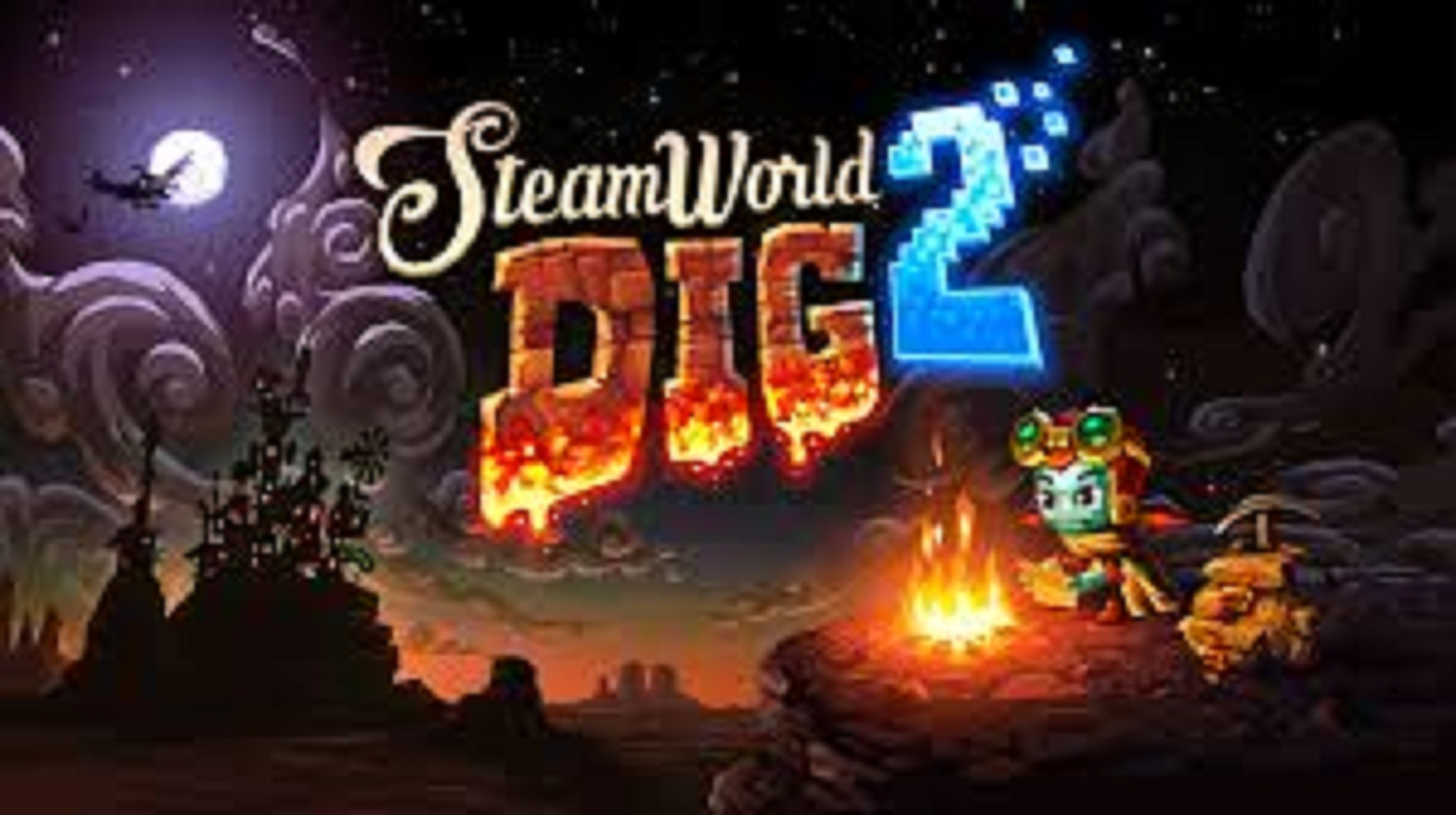 Dig Into The Fun New Launch Trailer for SteamWorld Dig 2