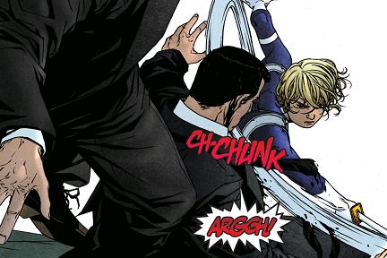 Comic Noobs Show #106: Power Move?