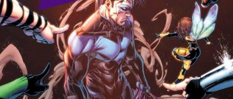 Titans #15 REVIEW
