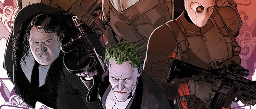 Batman #31 Exclusive Preview