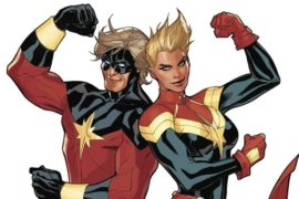 Generations: Captain Marvel & Captain Mar-Vell #1