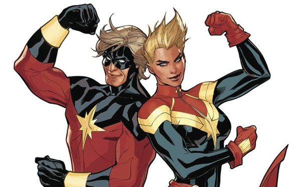Generations: Captain Marvel & Captain Mar-Vell #1
