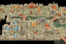 Hirst Arts Fantasy Architecture: Castle Molds Interview – Gen Con